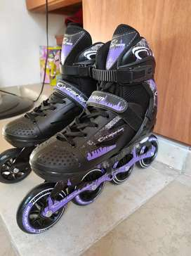 Patines semiprofesionales Canariam Roller Team