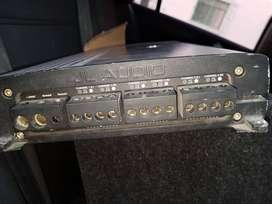 Amplificador Jl (Alta Gama) + Amplificador Zapco