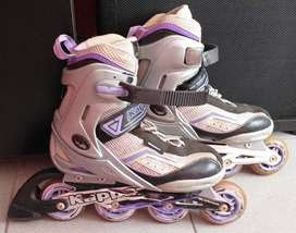 Rollers m kappa mujer extensibles 39/43