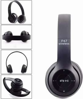 Audífonos bluetooth p47