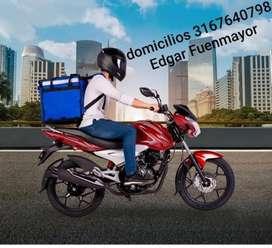 Domicilios Edgar Fuenmayor