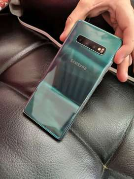 Samsung s10 plus 128gb 8ram