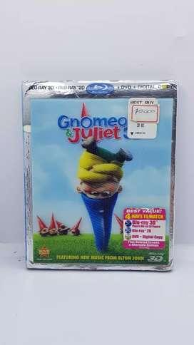 GNOMEO JULIET 3D