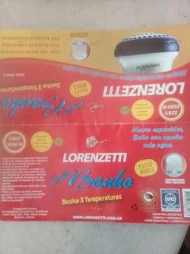 Vendo Ducha Eléctrica Lorenzetti