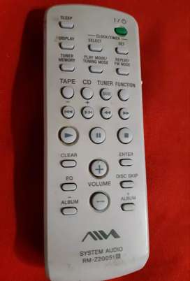 Control remoto aiwa RM-Z20051