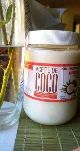 Aceite de coco x 1kilo