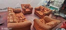 Vendo muebles de sala 4 piezas