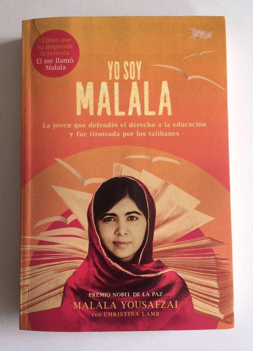 Libro Yo soy Malala de Malala Yousafzai
