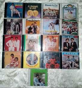 CDS ORIGINALES DISPONIBLES