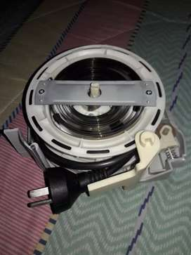 Enrrollador de cable de aspiradora Electrolux Lit11