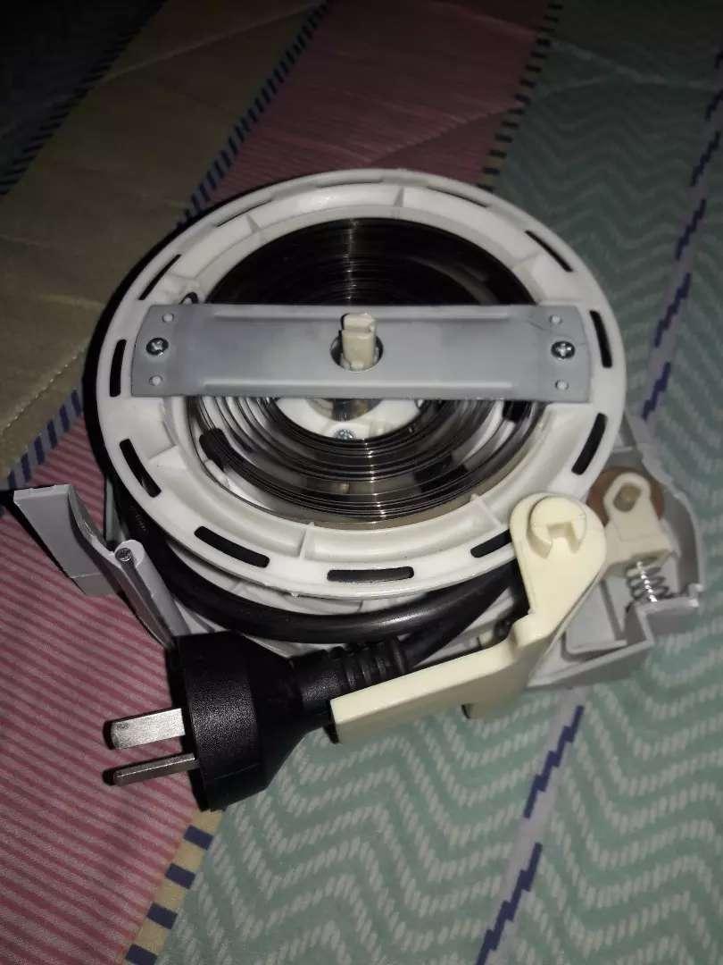 Enrrollador de cable de aspiradora Electrolux Lit11 0