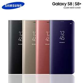 Case Flip Galaxy S8 Y Plus S-view Cover Samsung * Original * Tienda C Comercial