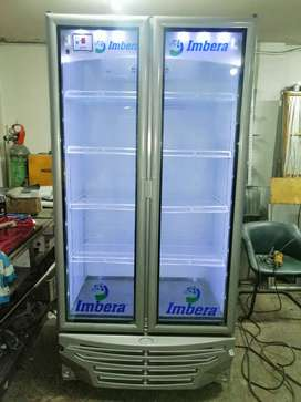 Nevera Refrigeradora Vertical