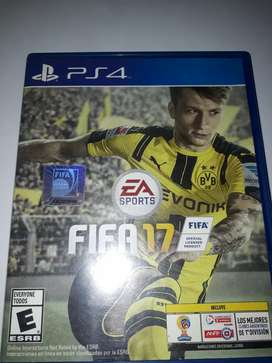 FIFA 17 juego de ps4