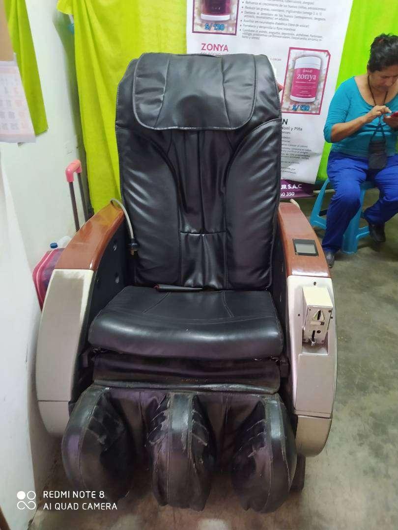 Mueble monedero masajeador de 5 velocidades 0