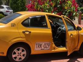 Se vende o cambia  a particular taxi JAC J3 muy negociable
