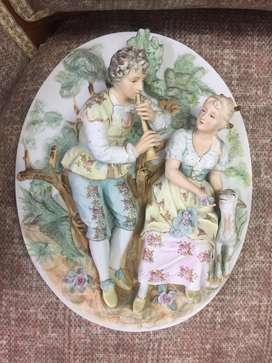 Cuadros en porcelana