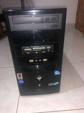 Torre Cpu, Core I5 2gene, Disco 1tera, Ram 4gb, Geforce 2gb