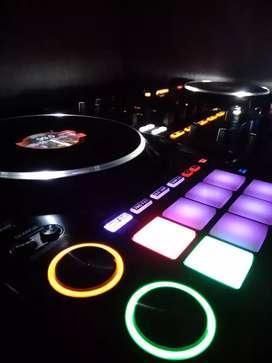 Alquiler luces y sonido neon party