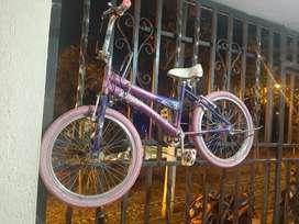 Venta bicicleta económica y negociable urgente