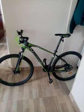Vendo bicicleta MTB Boston profit X30  rin 29 talla M