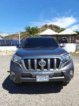TOYOTA LAND CRUISER PRADO 2014 VX TURBO DISEL