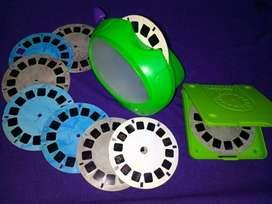 Visor 3D View Master juguete Córdoba