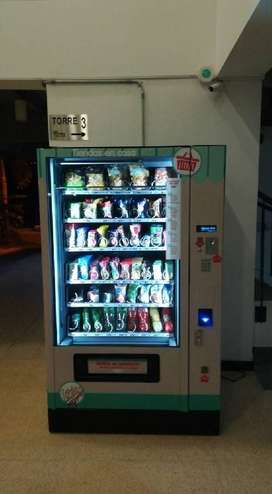 Venta de Máquina Vending
