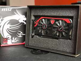 VENTO MSI GTX 770 TWIN FROST DE 2GB DDR5