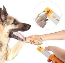 Lima uñas mascotas