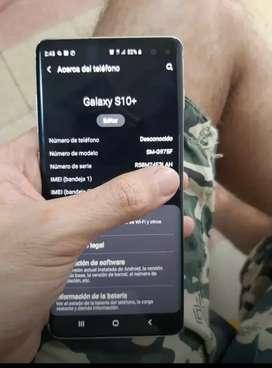Samsung s10 Plus de 512gb barato!!