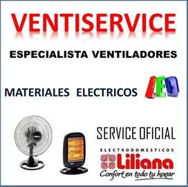 VENTISERVICE (VENTILADOR/REPUESTO)