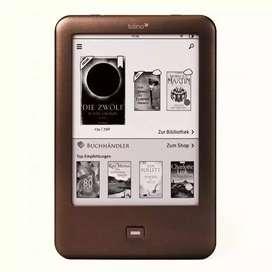 Lector de libros electrónicos eReader Tolino