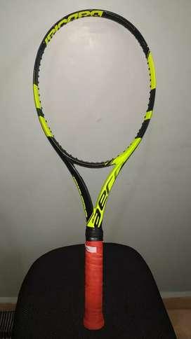 Vendo raqueta Babolat Pure Aero Plus + Mochila Pure Aero