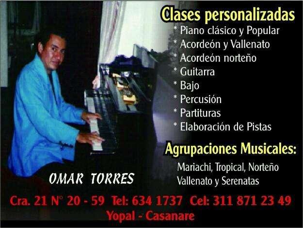 Clases de piano 0