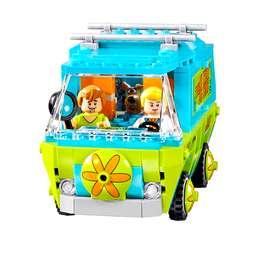 Lego de colección para armar  Maquina del misterio Scooby DooLego producto importado unboxing. 301 Piezas  Set de la máq