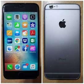 Iphone 6 64gb igual a nuevo!