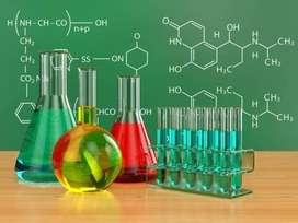 Clases particulares de quimica