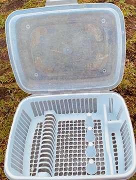 Escurridor lavaplatos plastico