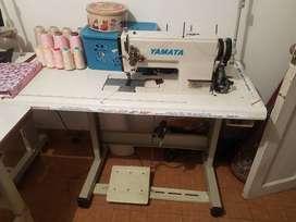 Maquina de coser 2 agujas