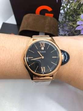 Reloj Guess oro rosa original. Relojes Bulova Casio Diesel Citizen Fossil Invicta Seiko