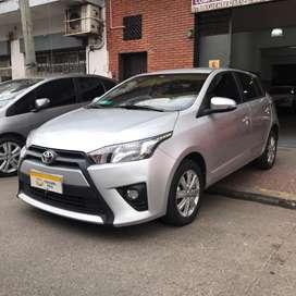 Toyota yaris 1.5 cvt Nuevo!!