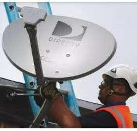 Instalación de antenas directv