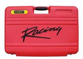 Caja de Herramientas Stanley Racing 150 piezas.