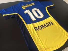 Boca Retro 2001 Riquelme