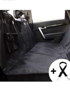 Coberto para asiento de carro mascotas
