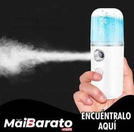 Nano spray desinfectante
