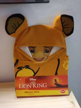 Ponchito del rey león