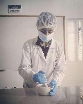 Representante Técnico de Farmacias