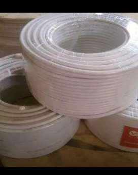 Cable coaxial rg6